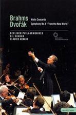 2002 EUROPEAN CONCERTS: BRAHMS, DVORAK/ GIL SHAHAM, CLAUDIO ABBADO [2002년 유러피언 콘서트]