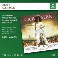 CARMEN/ LORIN MAAZEL [THE HOME OF OPERA] [비제: 카르멘]