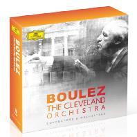 BOULEZ: THE CLEVELAND ORCHESTRA [불레즈와 클리블랜드 오케스트라의 명반]