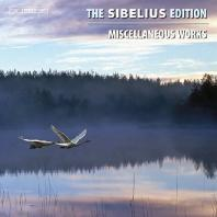 THE SIBELIUS EDITION: MISCELLANEOUS WORKS [4CD+DVD] [시벨리우스 에디션 13]