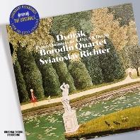 PIANO QUINTETS IN A OP.5 & OP.81/ SVIATOSLAV RICHTER, BORODIN QUARTET [THE ORIGINALS]