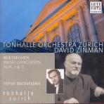 PIANO CONCERTOS NOS. 1 & 2/ YEFIM BRONFMAN/ DAVID ZINMAN