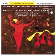 LE SACRE DU PRINTEMPS/ EUGENE ORMANDY [SONY ORIGINALS]