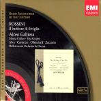 IL BARBIERE DI SIVIGLIA/ MARIA CALLAS/ ALCEO GALLIERA [2CD]