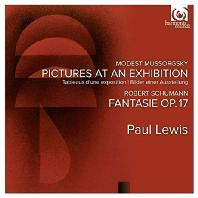 PICTURES AT AN EXHIBITION & FANTASIE/ PAUL LEWIS [무소르그스키: 전람회의 그림 & 슈만: 환상곡]
