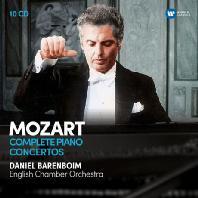 COMPLETE PIANO CONCERTOS/ DANIEL BARENBOIM [모차르트: 피아노 협주곡 전집]