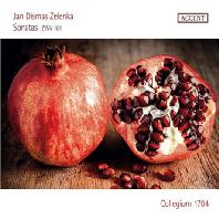 SONATAS ZWV 181/ COLLEGIUM 1704 [젤렌카: 2개의 오보에(바이올린)와 2개의 베이스 파트를 위한 소나타]