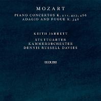 MOZART PIANO CONCERTOS K271, 453, 466 & ADAGIO AND FUGUE