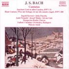 CANTATAS BWV51,208/ MATYAS ANTAL