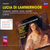 LUCIA DI LAMMERMOOR/ JOAN SUTHERLAND, RICHARD BONYNGE