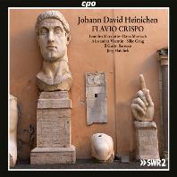 FLAVIO CRISPO/ JORG HALUBEK [하이니헨: 오페라 <플라비오 크리스포>]