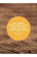 MISSA C-MOLL KV 427 & LITANIAE LAURETANAE/ ANDREW MANZE [모차르트 부자(父子)의 종교음악 - 앤드류 맨즈]