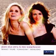 PIANO DUO/ ANNA & INES WALACHOWSKI