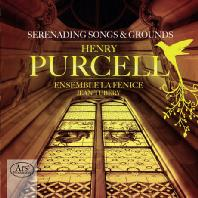 SERENADING SONG & GROUNDS/ ENSEMBLE LA FENICE, JEAN TUBERY