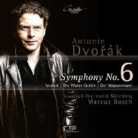 SYMPHONY NO.6/ MARCUS BOSCH [SACD HYBRID]