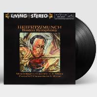 VIOLIN CONCERTOS/ JASCHA HEIFETZ, CHARLES MUNCH [멘델스존 & 프로코피에프: 바이올린 협주곡 - 하이페츠] [180G LP]