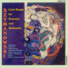 LOVE SONGS FOR SOPRANO AND ORCHESTRA