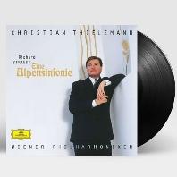 EINE ALPENSINFONIE/ CHRISTIAN THIELEMANN [리하르트 슈트라우스: 알프스 교향곡 - 틸레만] [180G LP]