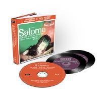 SALOME/ GEORG SOLTI [2CD+BDA] [R. 슈트라우스: 살로메 - 솔티]