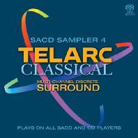 TELARC CLASSICAL: SACD SAMPLER VOL.4 [SACD HYBRID]