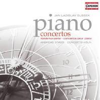 PIANO CONCERTOS/ ANDREAS STAIER
