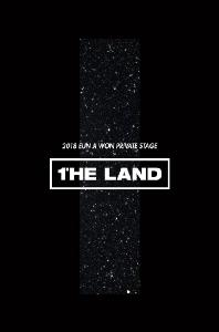 1 THE LAND_2018 PRIVATE STAGE [2DVD+MD]