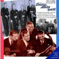 1917-1951 RECORDINGS/ LONDON STRING QUARTET