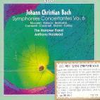 SYMPHONIES CONCERTANTES VOL.6/ ANTHONY HALSTEAD