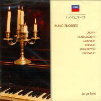 PIANO ENCORES/ JORGE BOLET