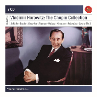 THE CHOPIN COLLECTION [SONY MASTERS] [블라디미르 호로비츠: 쇼팽 컬렉션]