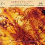 EUROPE`S FINEST/ CLASSICAL FAVOURITES WITH GOTHENBURG SYMPHONY ORCHESTRA/ MARIO VENZAGO [SACD HYBRID]