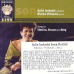SONG BY SIBELIUS, STRAUSS AND BERG