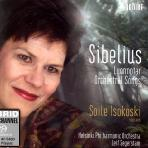 LUONNOTAR ORCHESTRAL SONGS/ SOILE ISOKOSKI/ LEIF SEGERSTAM [SACD HYBRID]