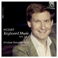 KEYBOARD MUSIC VOLS.5 & 6/ KRISTIAN BEZUIDENHOUT [모차르트: 키보드 음악 5, 6집 - 크리스티안 베주이덴호우트]