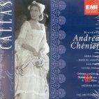 ANDREA CHENIER/ VOTTO/ MARIA CALLAS