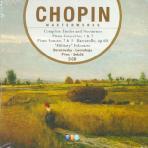 CHOPIN MASTER WORKS: PIANO CONCERTOS 1 & 2