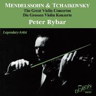 VIOLIN CONCERTS/ PETER RYBAR