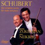 THE COMPLETE WORKS FOR VIOLIN AND PIANO/ PNCHAS ZUKERMANN, MARC NEIKRUG