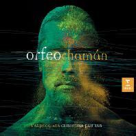 ORFEO CHAMAN/ L'ARPEGGIATA, CHRISTINA PLUHAR [CD+DVD] [플루하르: 오르페오 샤만] [한정반]