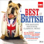 BEST OF BRITISH: THE NATION`S FAVOURITE CLASSICAL MUSIC