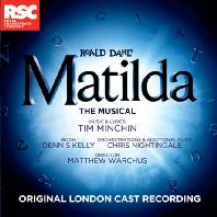 MATILDA THE MUSICAL: ORIGINAL LONDON CAST [뮤지컬 마틸다]
