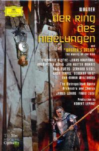 DER RING DES NIBELUNGEN/ ROBERT LEPAGE [바그너: 니벨룽겐의 반지 전곡]