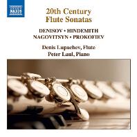 20TH CENTURY FLUTE SONATAS/ DENIS LUPACHEV, PETER LAUL [20세기 플루트 소나타 작품집 - 데니스 루파체프]