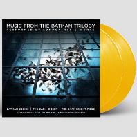 MUSIC FROM THE BATMAN TRILOGY [배트맨 트릴로지] [YELLOW LP]