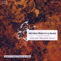 LES CARACTERES DE LA DANSE/ HARMONY OF NATIONS/ ALFREDO BERNARDINI