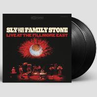 LIVE AT FILLMORE EAST 1968 [LP]