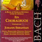 A BOOK OF CHORALE - SETTINGS/ OSTERN ETC/ SIBYLLA RUBENS