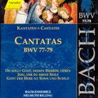 CANTATAS BWV.77 - 79/ HELEN DONATH