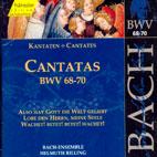 CANTATAS BWV.68 - 70/ ARLEEN AUGER