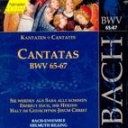 CANTATAS BWV.65 - 67/ ARLEEN AUGER